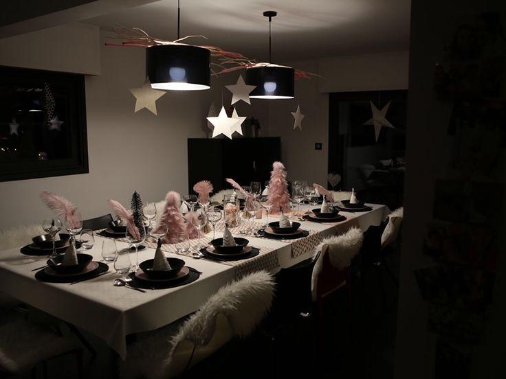 Weihnachtsstimmung   – Table de fêtes