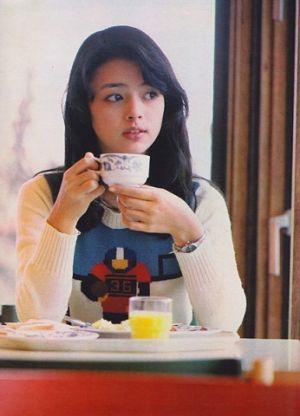 Okada Nana (岡田奈々) 1959-,