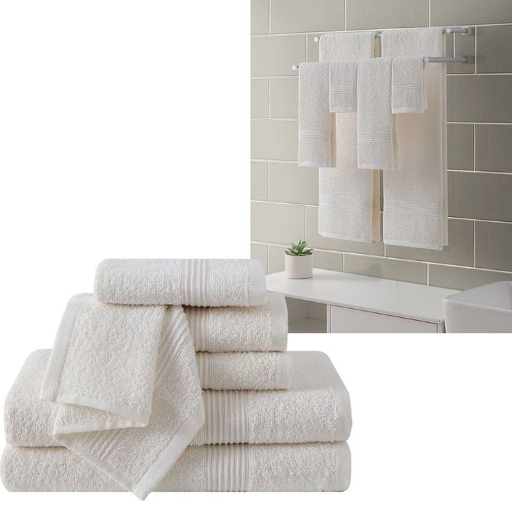 Best Bath Towels Images On Pinterest Bath Towel Sets Bed - Luxury bath towel sets for small bathroom ideas
