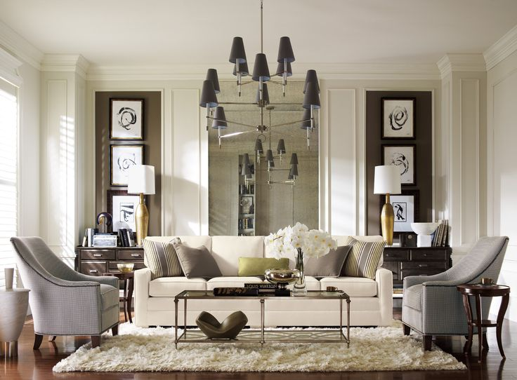 Living Room | Studio 455 | Thomasville Click The Image To Shop All Items  From This