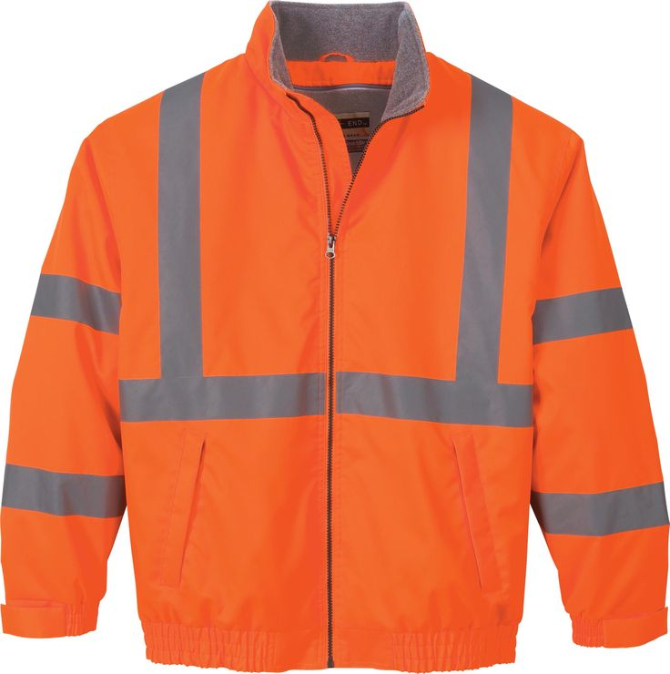 #88705 - MEN'S VERTICAL STRIPE INSULATED SAFETY JACKETS. For details on how to order this item with your logo branded on it contact ww.fivetwentyfour.ca #promoitems #promoproducts