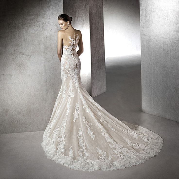 Fashionably Yours - Zada Wedding Gown By San Patrick, please call 02-9487 4888 for pricing. (http://www.fashionably-yours.com.au/zada_wedding_gown_by_san_patrick/)