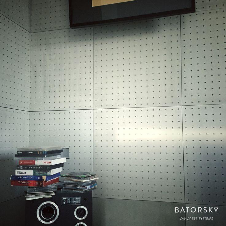 #batorsky #concrete #tiles #design #dots