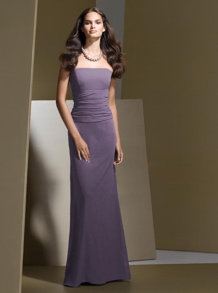 Bridesmaid dress - front