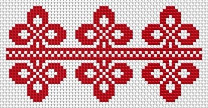 cross stitch motif | REPINNED