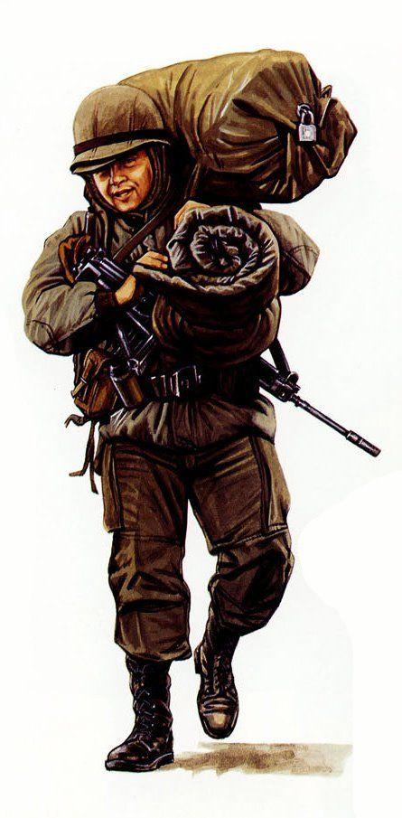 Soldado argentino