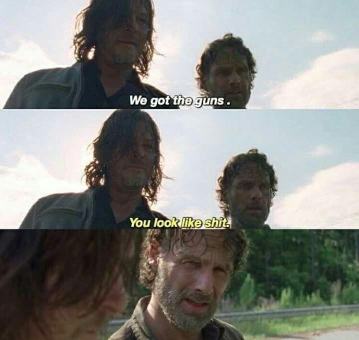 """The Walking Dead ~ Season 8 Episode 4 """"Some Guy"""""""