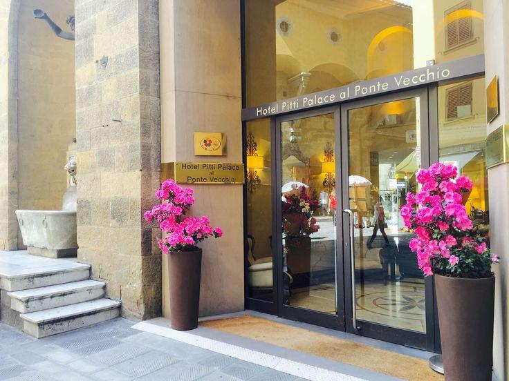 Diamo il benvenuto nella famiglia #BookingExpert all'Hotel Pitti Palace al Ponte Vecchio di Firenze!