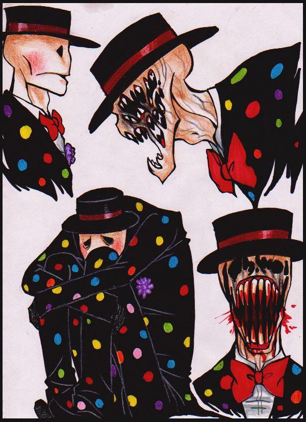 Splendorman doodles by Cageyshick05 on deviantART
