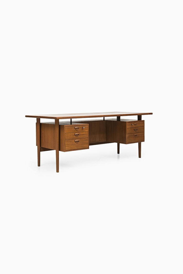 Kai Kristiansen Desk Fm60 By Feldballes At Studio