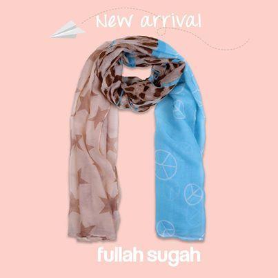 Романтичный шарф