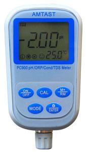 7 IN 1 Professional pH/ORP/Conductivity/TDS/Salt/Temp Meter PC900 - Digital Meter Indonesia