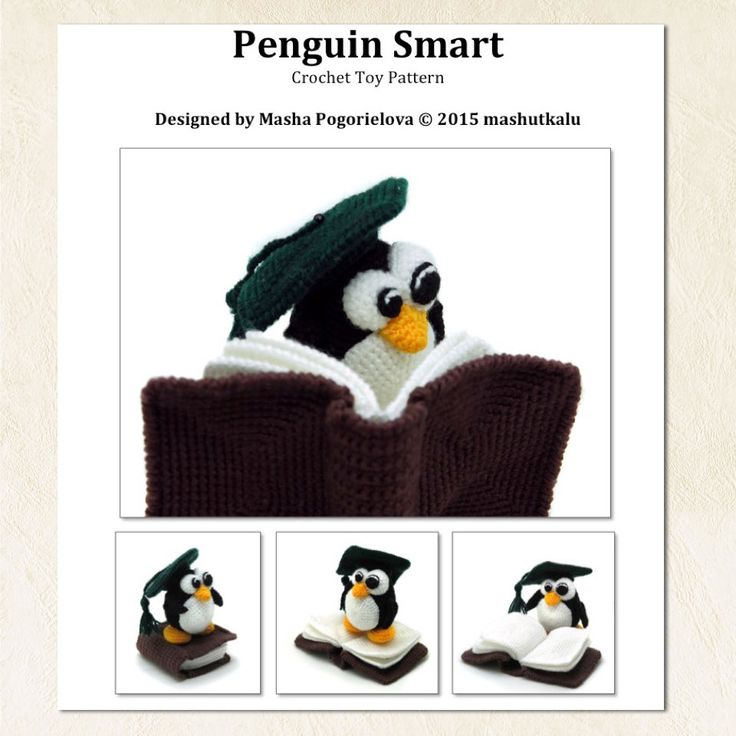 Tutorial Amigurumi Pinguino : Best images about my crochet toy patterns on pinterest