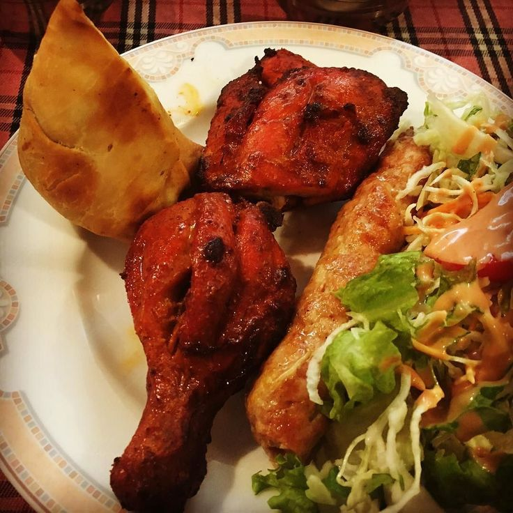 #インド料理 #タンドリーチキン #yummy #indian #chicken #restaurant #cool #photo #photography #amazing #photooftheday
