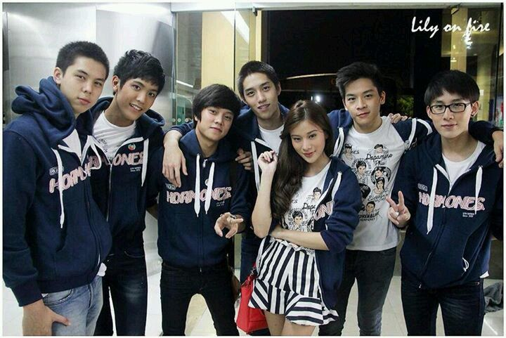 Hormones the series
