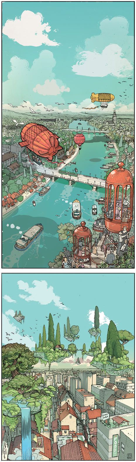 Jared illustrations tageszeitung_aug_2012