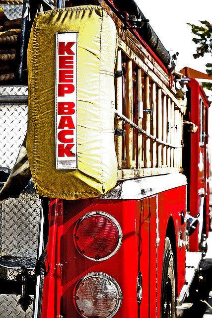 #Fire #truck.