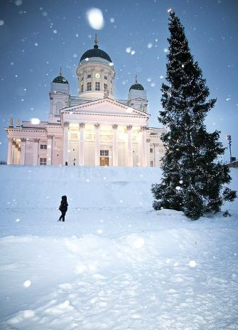 The perfect itinerary for a weekend in Helsinki, capital of Finland.