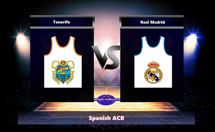 Tenerife-Real Madrid Nov 4 2017 Spanish ACB Who today will be the winner in this confrontation Tenerife-Real Madrid Nov 4 2017 ? In the past 5 matches on the platform Tenerife scored 1 checkmates and In the previous 5 matches on another's field Real Madrid scored 0 defeats.   #Anthony_Randolph #basketball #bet #Davin_White #Dino_Radoncic #Facundo_Campazzo #Felipe_Reyes #forecast #Gustavo_Ayon #Iberostar_Tenerife #Javier_Beiran #Jeffery_Taylor #Luka_Doncic #Mateusz_Ponitka