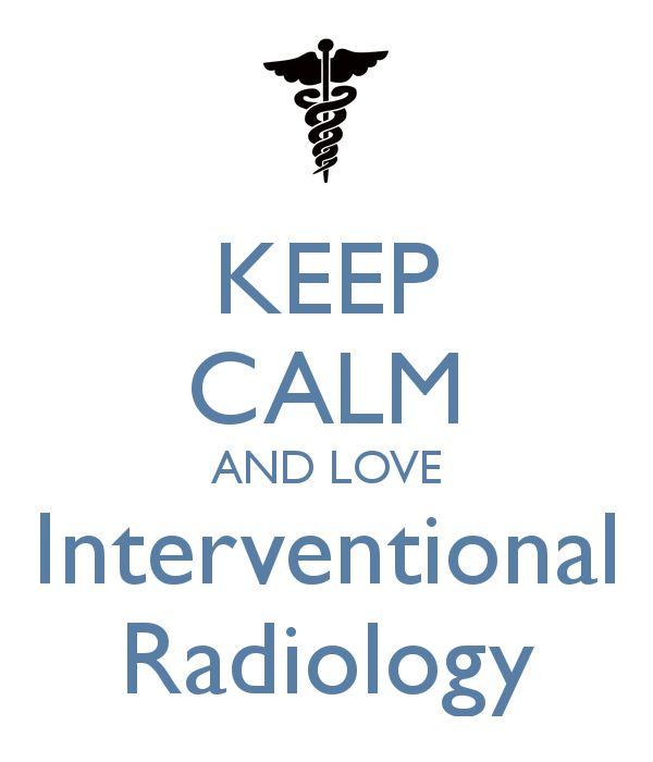 love interventional radiology