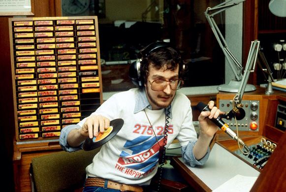 Steve Wright (early 80s)