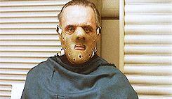 La máscara de Lecter... ahora sí