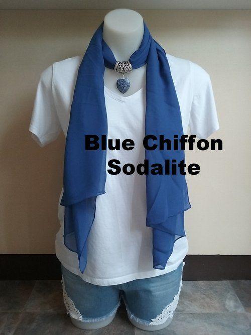 Chiffon - Sodalite Gem