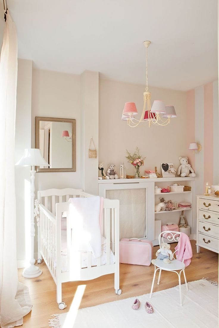 Recreate a magical ambience inspired by these nurseries decor ideas. More at cir… – baby room