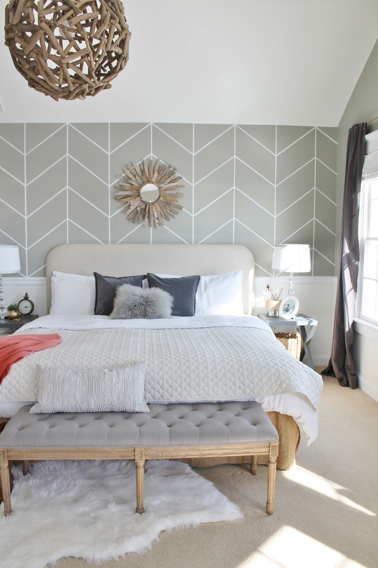 Master bedroom holly springs ga shabby chic style bedroom - Master Bedroom