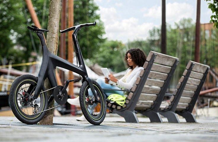 Minimal Carbon Bike
