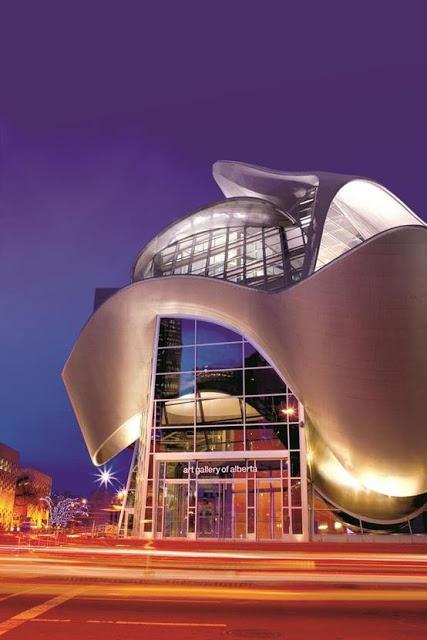 Art Gallery of Alberta, Edmonton, Alberta, Canada.