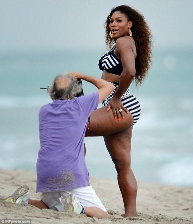 Can I have this swimsuit... Serena Williams