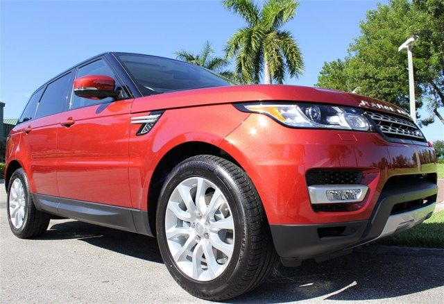 Range Rover Sport For Sale West Palm Beach
