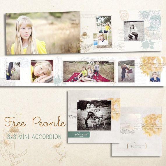 113 best template images on Pinterest Adobe photoshop, Album - free album templates