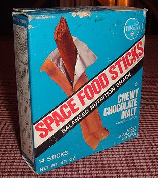 early astronaut food - photo #12