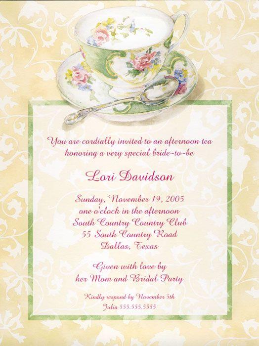 65 best Garden Tea Party Ideas images – Garden Tea Party Invitations