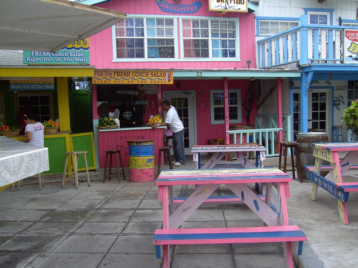 17 best images about the place where i was born nassau for Fish fry nassau