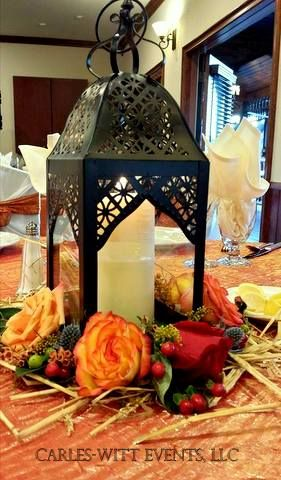 Best 25 Fall Lantern Centerpieces Ideas On Pinterest