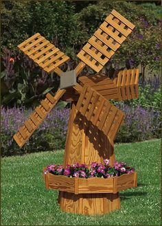 American Windmill Decorative Windmills Garden   Garden Windmill is a Great Idea!  Articles Web
