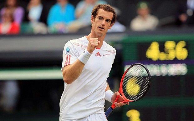 Wimbledon 2012: Andy Murray defies Jo-Wilfried Tsonga to reach men's final