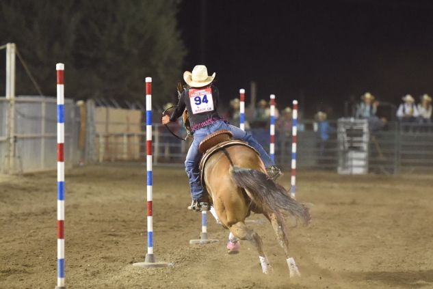 Learning Team Work and Responsibility in High School Rodeo | SLO ...