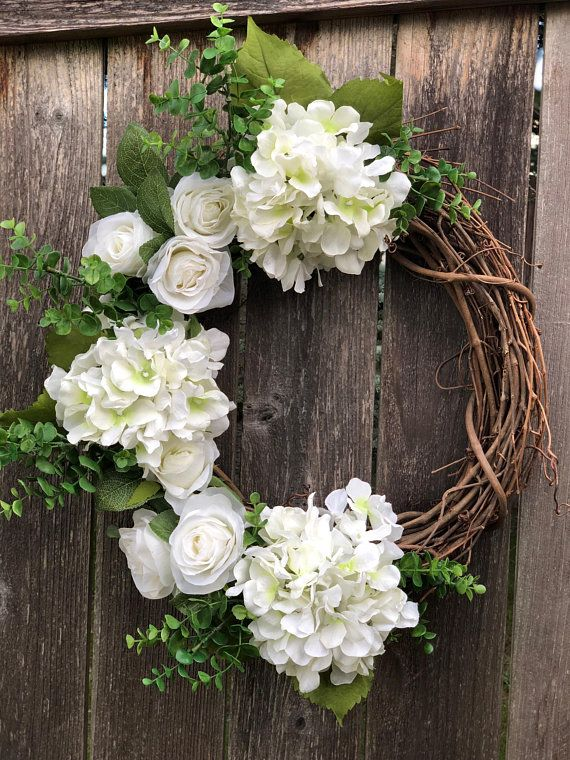 This Item Is Unavailable Door Wreaths Diy Grapevine Wreath Hydrangea Wreath Spring