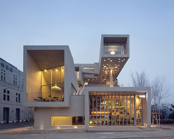 F.S. ONE / IDMM Architects