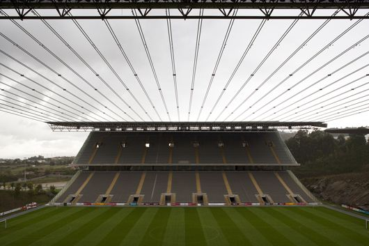 Braga Municipal Stadium / Eduardo Souto de Moura