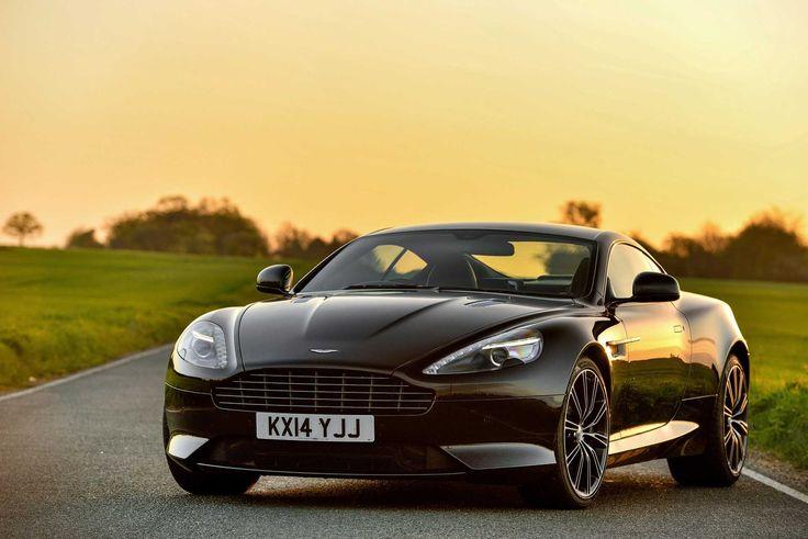 10 Spectacular Aston Martin DB9 Carbon Edition Pics