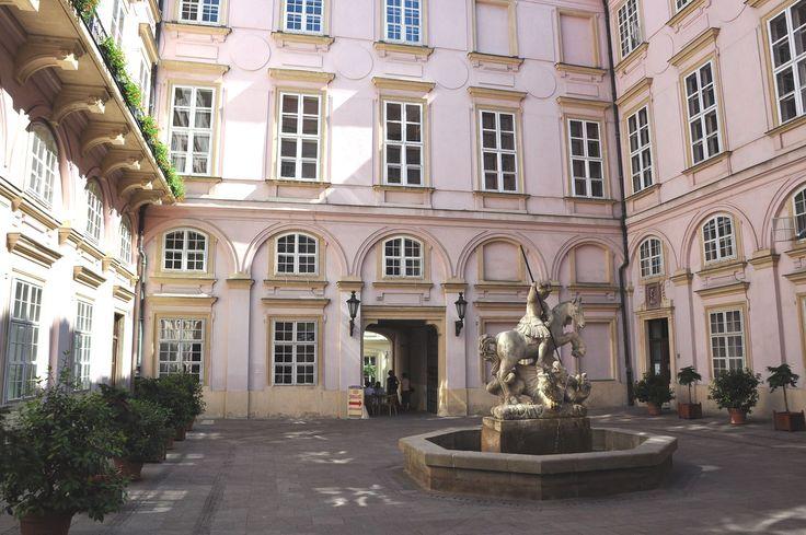 Primatial Palace - Bratislava - Slovak Republic