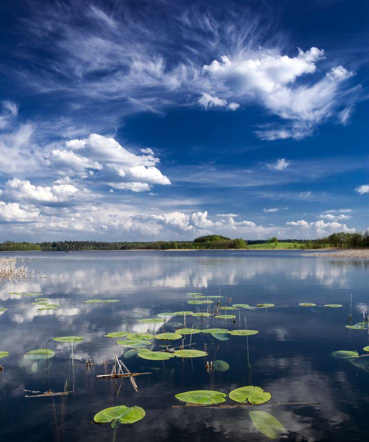 Mazury- polish lakes; co tam ocean!