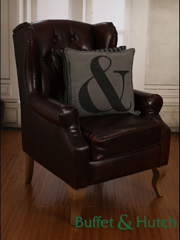 Love the wingback! Need the cushions! In stock now, no waiting!