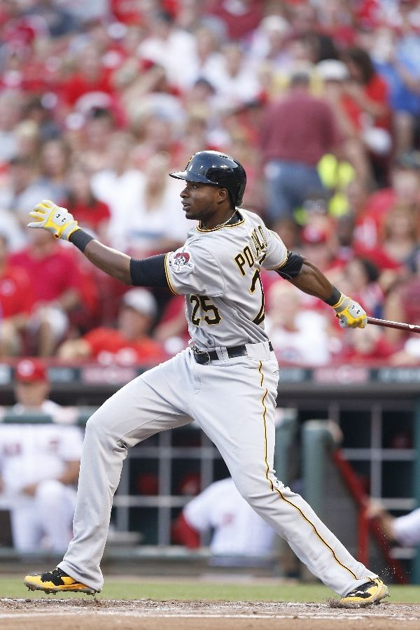 Gregory Polanco, Pittsburgh Pirates