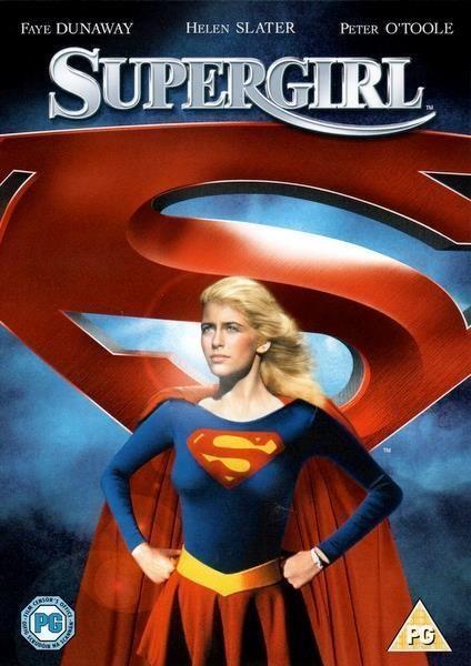 Supergirl (DVD / Helen Slater / Jeannot Szwarc 1984)